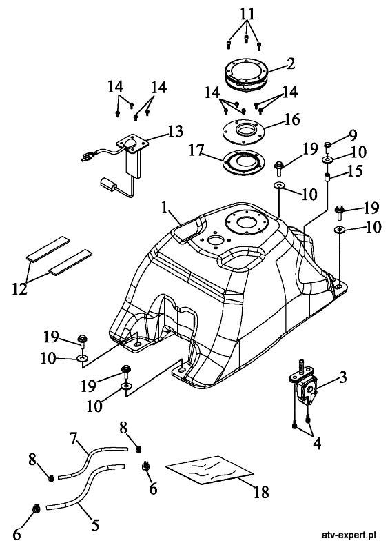 Korek Korek Motor