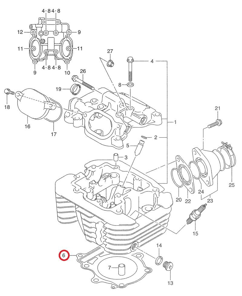 Lt250r Motor Diagram